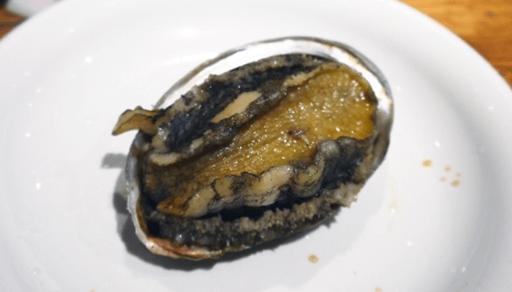 猫に有害な食べ物 貝類(アワビ、サザエ etc)