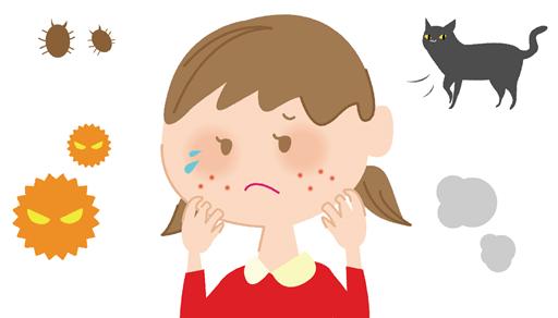 猫アレルギーになりやすい人は?