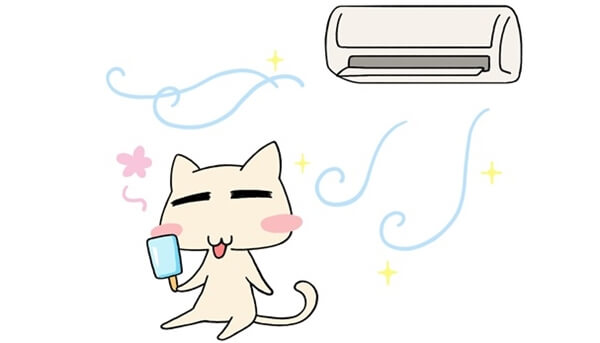 愛猫に熱中症の疑いがある際の対処法